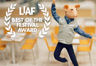 LIAF 2017 Award Winners