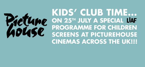 Picturehouse Kids Club