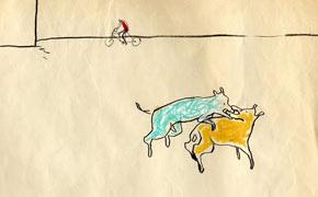'Dogs' – Jonathan Hodgson.
