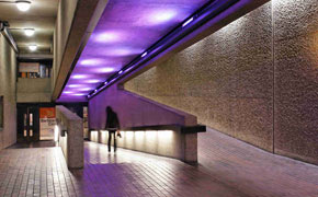 New Venue - The Barbican