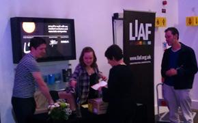 Barbican, LIAF 2011, London International Animation Festival, Cinema 1