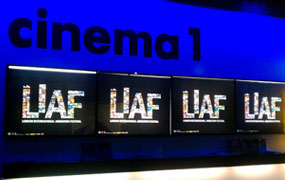 LIAF, London International Animation Festival, Barbican, Cinema 1