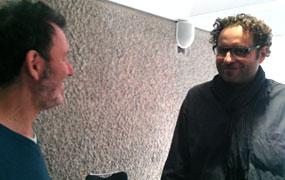 Theodore Ushev, Nag Vladermersky, LIAF, London International Animation Festival