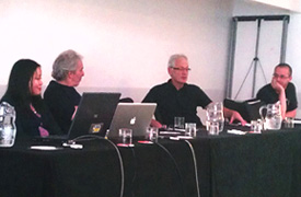 LIAF, London International Animation Festival, Skillset, Sound, Larry Sider, Paul Bush, Zhe Wu, Mark Ashworth