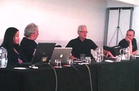 LIAF, London International Animation Festival, Skillset, Sound, Larry Sider, Paul Bush, Zhe Wu, Mark Ashworth