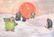 When Apples Roll, Reinis Kalnaellis, LIAF, London International Animation Festival