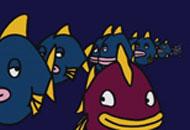 Jam Fish, Senri Iida, LIAF, London International Animation Festival
