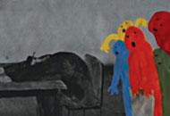 Uncapturable Ideas, Idea Ga Tsukamaranai, Masaki Okudam, LIAF, London International Animation Festival