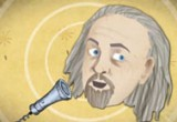 The Bill Bailey Animation, Dan Lamoon, Mair Perkins, LIAF, London International Animation Festival, 2012