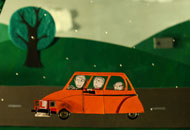 The History of An Orange, Emma Lazenby, LIAF, London International Animation Festival, 2012