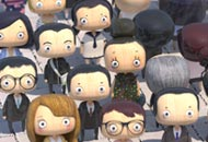 The People Who Never Stop, Florian Piento, LIAF, London International Animation Festival, 2012