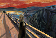 The Scream, Sebastian Cosor, LIAF, London International Animation Festival, 2012