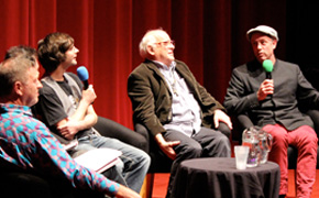 For No Good Reason, Ralph Steadman, Charlie Paul, LIAF, London International Animation Festival