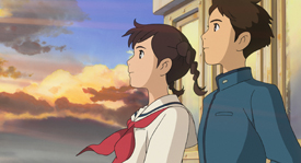 From Up On Poppy Hill, Studio Ghibli, LIAF, London International Animation Festival