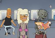 Don't Fear Death, Louis Hudson, LIAF, London International Animation Festival