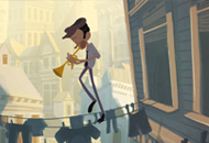 Fallin' Floyd, Paco Vink, Albert 't Hooft, LIAF, London International Animation Festival