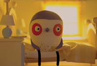 Fear of Flying, Conor Finnegan, LIAF, London International Animation Festival