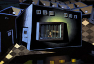 From A to B and Back Again Rachel's Story, Andy Glynn, Salvador Maldonado, LIAF, London International Animation Festival