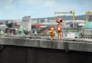 Macropolis, Joel Simon, LIAF, London International Animation Festival