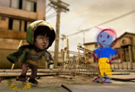 Traces of Joy, Jeff Tran, LIAF, London International Animation Festival