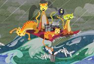 The Cats of Mars Meet the Toy Car, Jacob Stallhammar, LIAF, London International Animation Festival