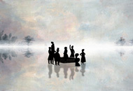Lake, Steven Subotnick, LIAF, London International Animation Festival