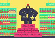 Loop Ring Chop Drink, Nicolas Ménard, LIAF, London International Animation Festival