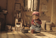 My Stuffed Granny, Effie Pappa, LIAF, London INternational Animation Festival