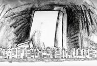 On The Road: Brussels, Lucia Cernekova, Peter Luha, LIAF, London International Animation Festival