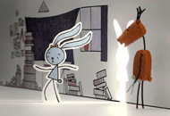 Rabbit and Deer, Péter Vácz, LIAF, London International Animation Festival
