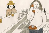 Small People with Hats, Sarina Nihei, LIAF, London International Animation Festival