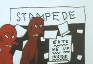 Stampede Eats Me Up Inside