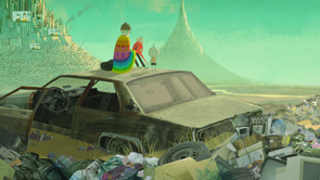 The Boy and the World, Ale Abreu, LIAF, London International Animation Festival