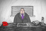 Worst Case Scenario, Kristjan Holm, LIAF, London International Animation Festival