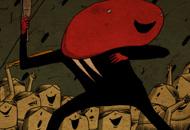Waiter, Ryoji Yamada, LIAF, London International Animation Festival