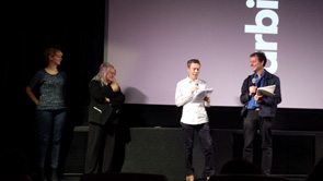Christine Hooper, Maggie Ellis, Richard Wright, LIAF, London International Animation Festival