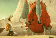 The Lost Thing, Shaun Tan & Andrew Ruhemann, LIAF, London International Animation Festival, Picturehouse