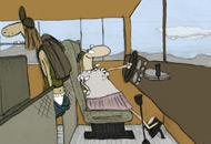 Bus Story, Tali, LIAF, London International Animation Festival