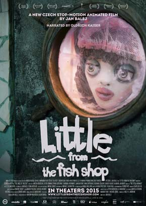 Little From the Fish Shop, Jan Balej, LIAF, London International Animation Festival