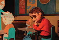 Unspoken, Laura Keer, LIAF, London International Animation Festival