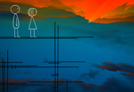 World Of Tomorrow, Don Hertzfeldt, LIAF, London International Animation Festival