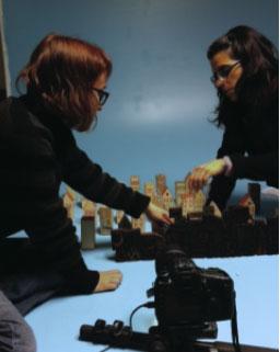 Amelia And Duarte, Alice Guimaraes & Monica Santos, LIAF, London International Animation Festival