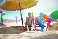 A Little Grey, Steve Smith, Simon Hewitt, LIAF, London International Animation Festival