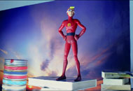 Captain 3D, Victor Haegelin, LIAF, London International Animation Festival