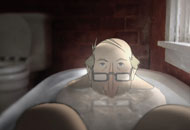 In Deep Waters, Sarah Van Den Boom, LIAF, London International Animation Festival