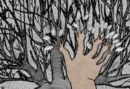 Peter's Forest, Martina Mestrovic, LIAF, London International Animation Festival