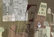 Aftermath, Layla Atkinson, LIAF, London International Animation Festival