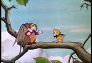 The Flying Mouse, David Hand, LIAF, London International Animation Festival, Disney