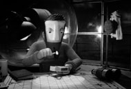 The Lighthouse, Simon Schreiber, LIAF, London International Animation Festival