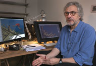 The Longing of Michael Dudok de Wit, Maarten Schmidt, Thomas Doebele, LIAF, London International Animation Festival